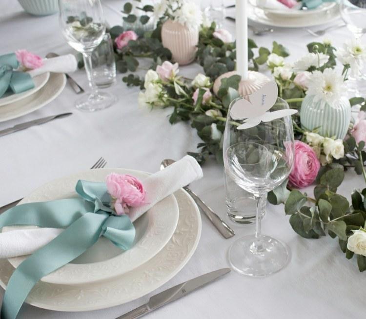 Tischdeko gestalten  Allgemeine Tipps und schne Ideen zu jedem Anlass