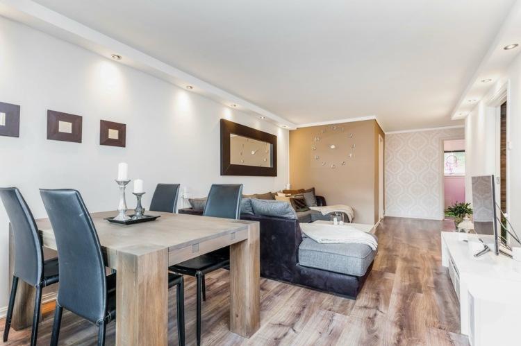Deckengestaltung Wohnzimmer Modern   Die Beste Deko Liefert ...
