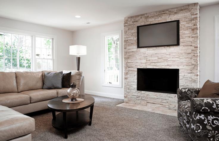 Wohnzimmer ohne Wohnwand  Ideen und Alternativen zur Schrankwand
