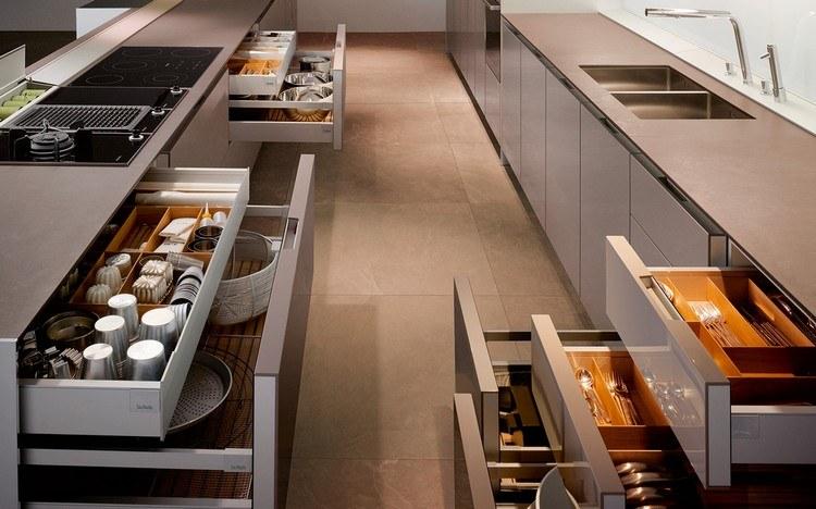 Küche Einräumen Wie | Bosch Smv46kx01e 4, Geschirrspüler ...