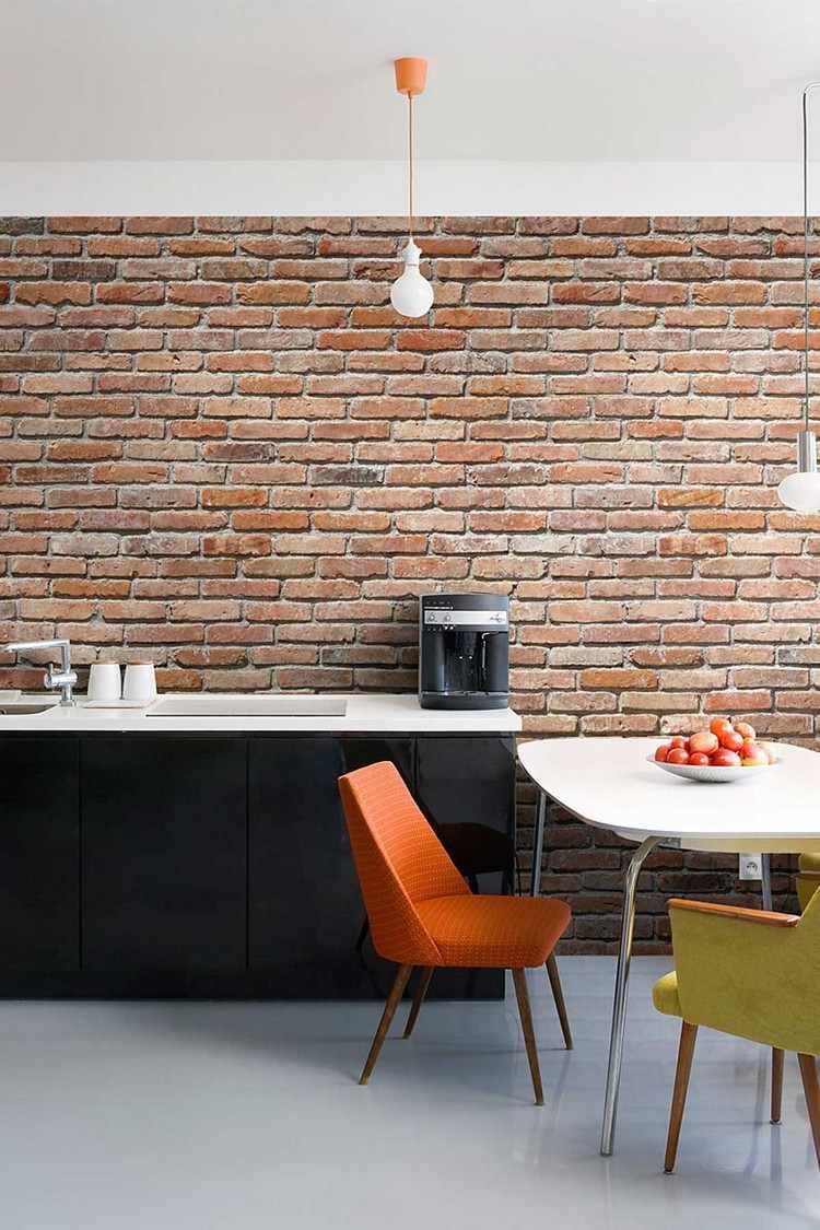 küchen tapeten abwaschbar | 28 attraktive küchen tapete küchen ideen