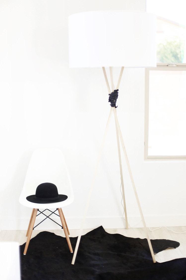 individuelle lampenschirme selbst herstellen. Black Bedroom Furniture Sets. Home Design Ideas