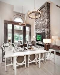 Wohnzimmer Bar - attraktive und stilvolle Ideen fr eine ...