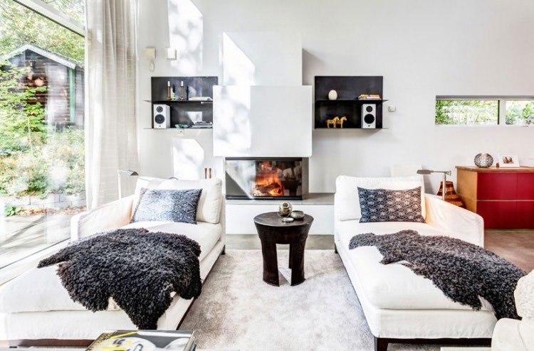 Wohnzimmer Ohne Sofa Einrichten Ideen Fuer Sitz Alternativen Dekoo