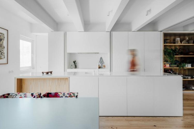 Hohe Fenster Dachschraege Maisonette Stunning Hohe Fenster