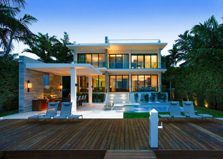 Moderne Terrassen  Grten  11 Inspirationen fr den
