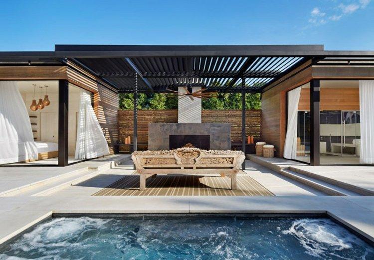 Moderne Terrassen & Gärten  11 Inspirationen Für Den
