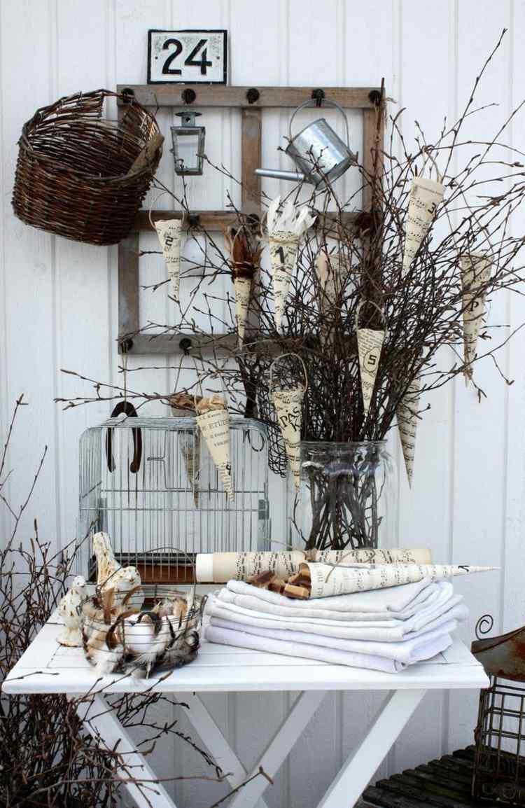 sichtschutz aus metall dekor 2017 | designmore, Gartengerate ideen