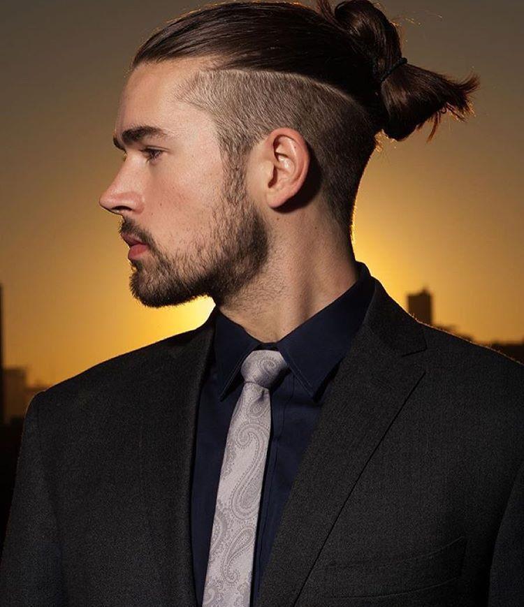Frisur Lange Haare Maenner