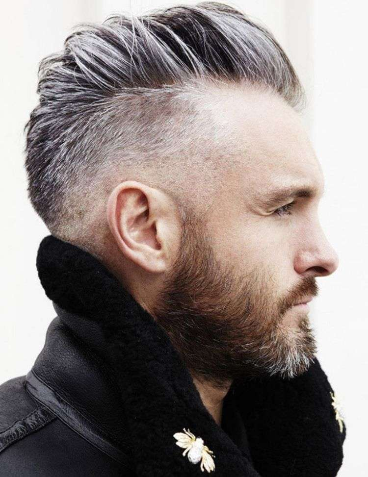 Undercut Männer Trendfrisur Facettenreich Wandelbar Und Maskulin