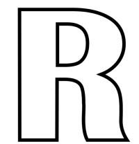 Favorit √ Malvorlagen Buchstaben Zum Ausdrucken | Abc Buchstaben Zum IU23