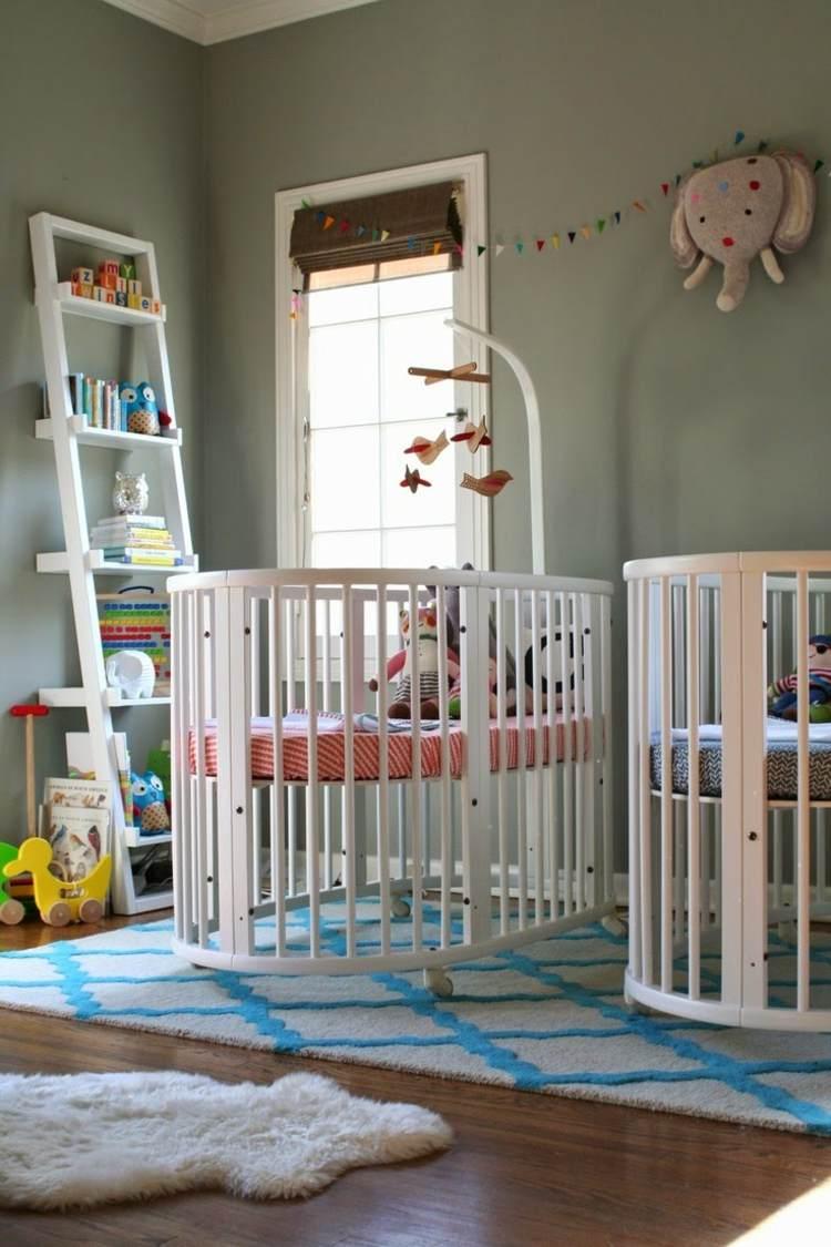 Babyzimmer Deko Zwillinge Geschwisterzimmer Wenn Sich Kinder Ein