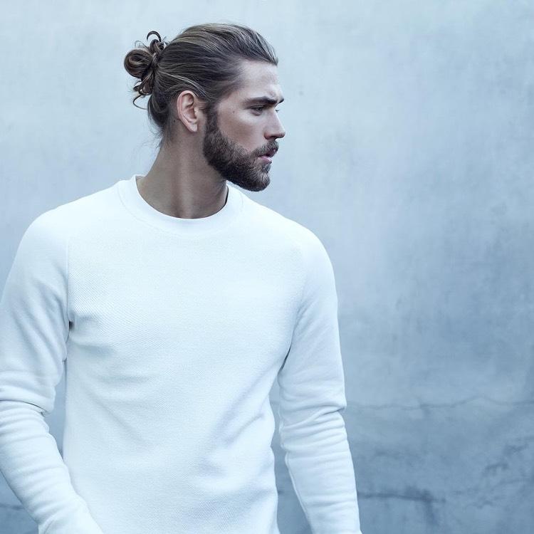 Herren Frisuren Lange Haare