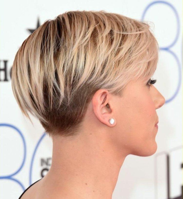 Kurzhaarfrisuren Für Damen Einige Beliebte Und Trendige Haarschnitte
