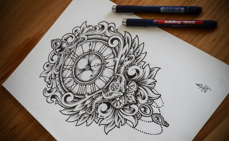 20 Inspirierende Tattoo Vorlagen Und Ihre Bedeutung