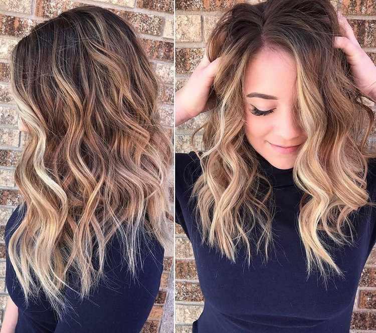 Frisuren 2017 Die Beliebtesten Schnitte Und Haarfarben Trends