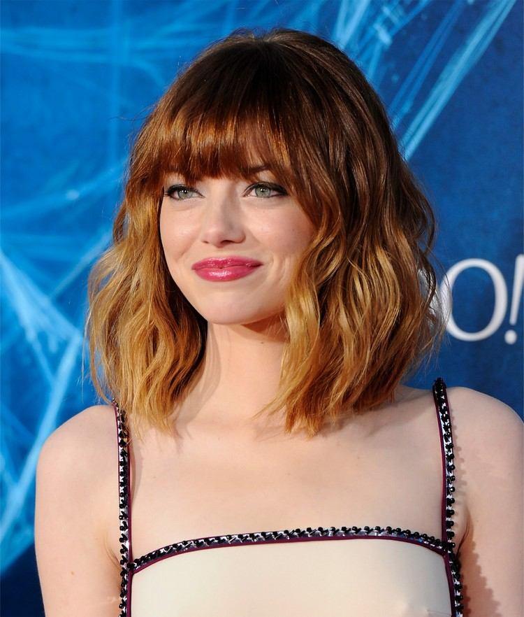 Frisuren Mittellang Stylen 14 Schöne Stylings Für Schulterlange Haare