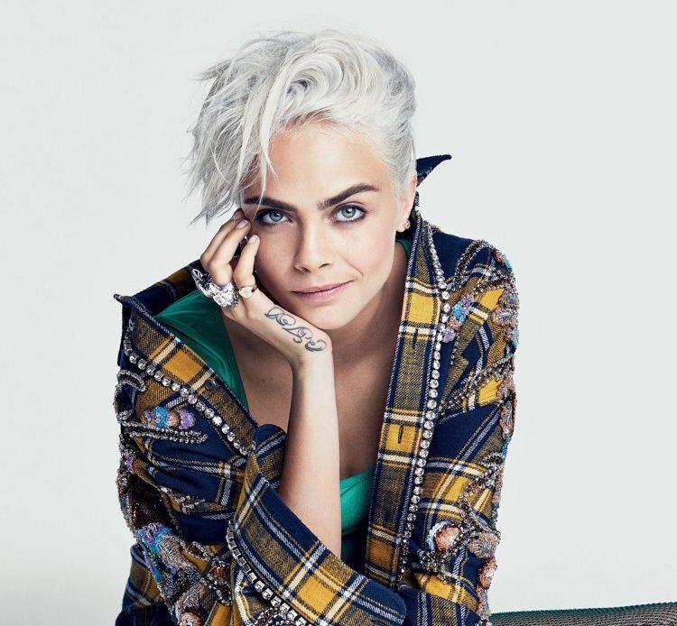 Angesagte Kurzhaarfrisuren Für Frauen Die Top Haarschnitte 2017 2018