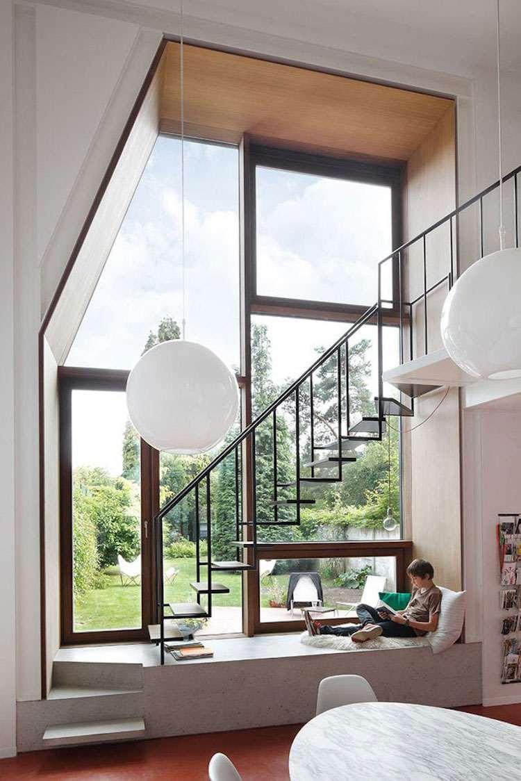 Fensterbank Gestalten Fensterbank Zum Sitzen Modern Gestalten 20