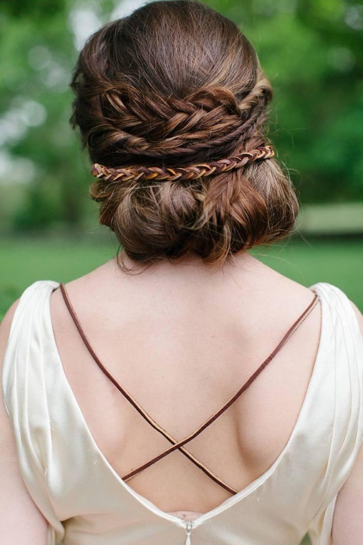 Mittelalterliche Frisuren 15 Prunkvolle Und Aufwendige Flechtfrisuren