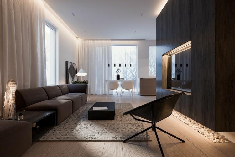 Minimalistisch Maison Moderne De Luxe Maison Moderne De Luxe 2018 ...