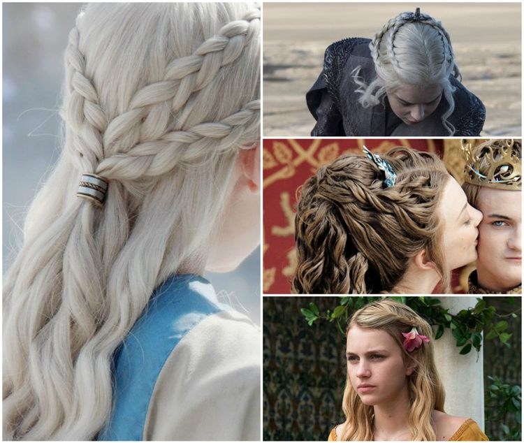 10 Game Of Thrones Frisuren Für Frauen Die Sie Probieren Sollten!