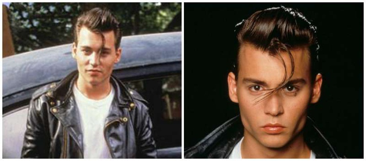 Wie Verändert Sich Die Johnny Depp Frisur Im Laufe Der Jahre?