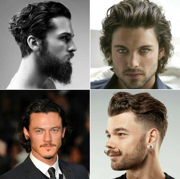 Wie Stylt Man Wellen & Locken Frisuren Für Männer? Tipps & Stylingideen