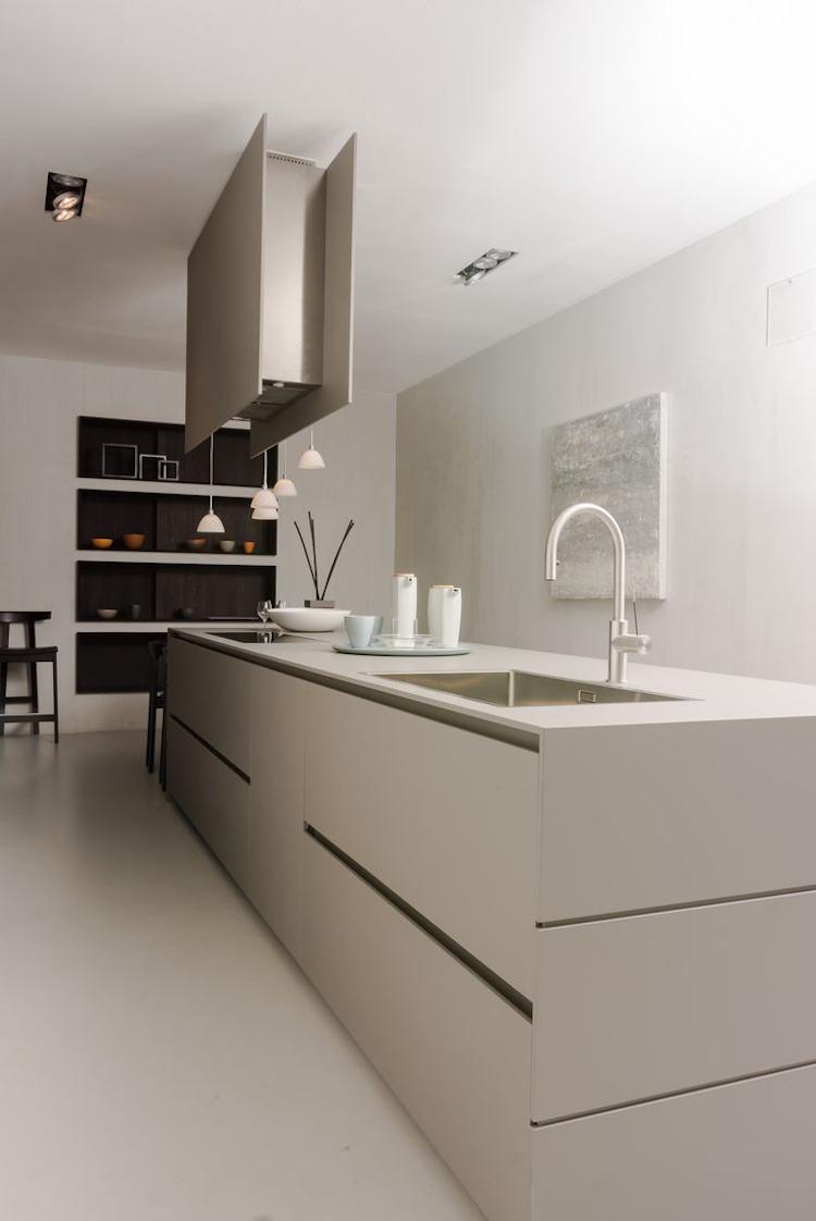 Weisse Küche Welche Farbe Arbeitsplatte | 41 Moderne ...