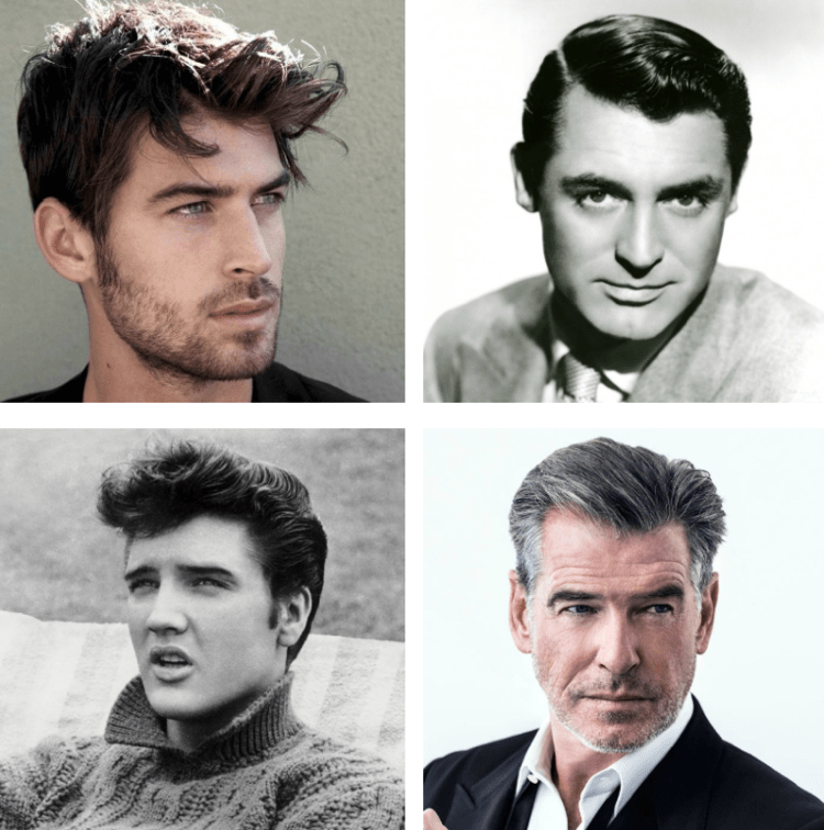 Welche Frisur Passt Zu Mir Als Mann Den Richtigen Haarschnitt