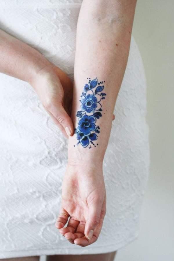 tattoos an frauen