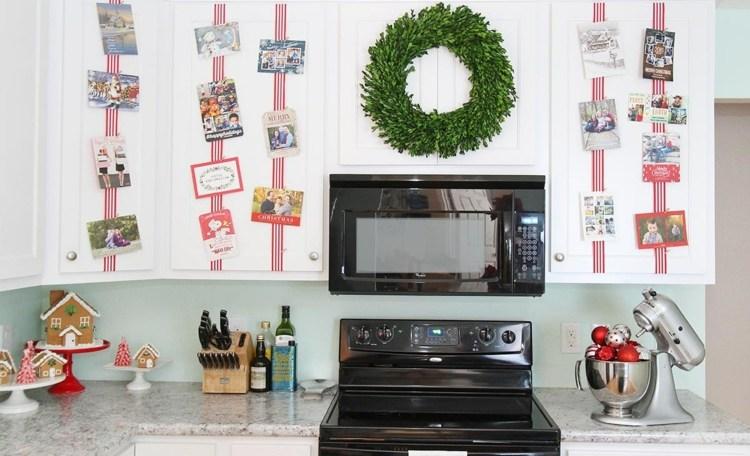 Sie mchten die Kche weihnachtlich dekorieren Hier ein paar tolle Ideen