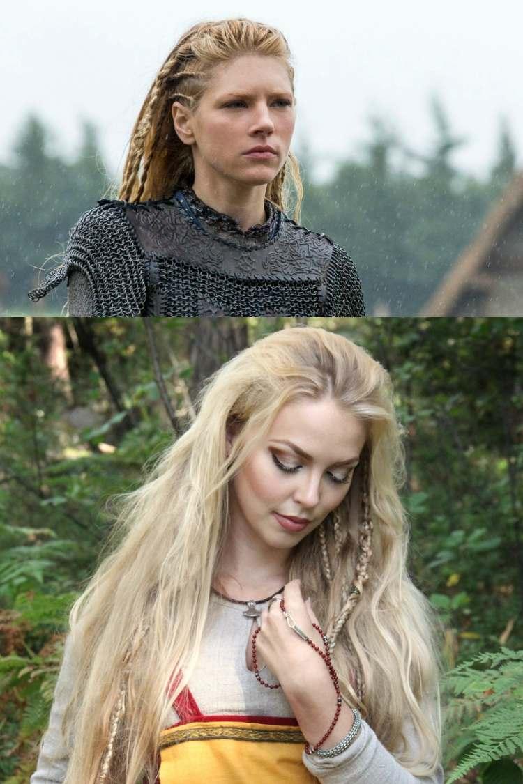 Frisur Vikings  Friseur