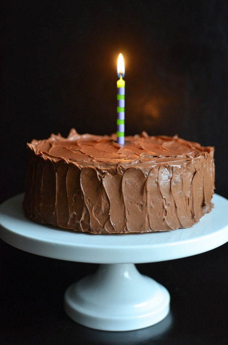 5 Rezeptideen wie Sie leckere Geburtstagstorten selber