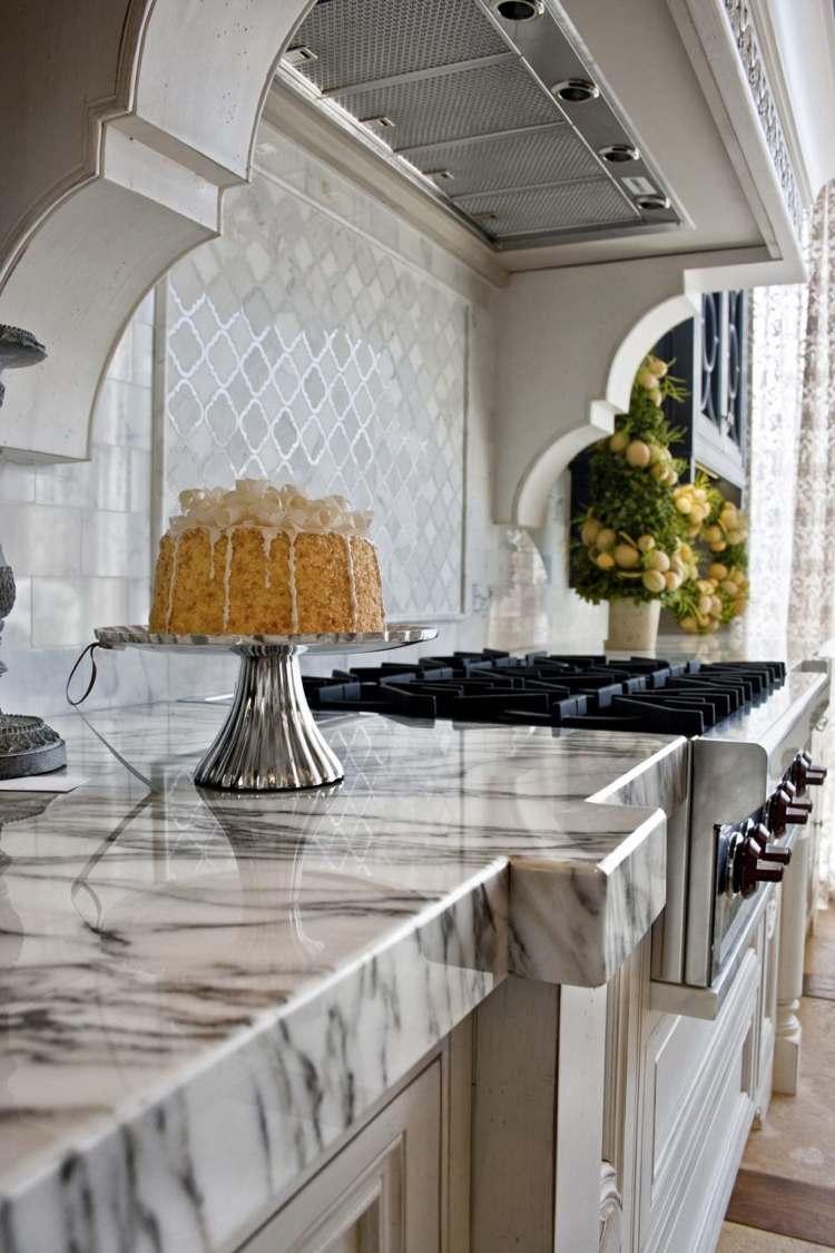 Granit Arbeitsplatte Pflegen Hausmittel : granit, arbeitsplatte, pflegen, hausmittel, Marmor, Reinigen, Richtig, Pflegen?