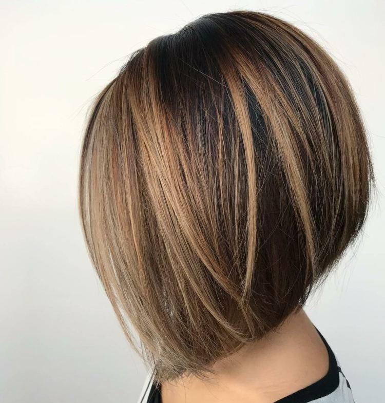 Diese A Line Bob Haarschnitte Sehen Spektakulär Aus Und Sind Absolut In!