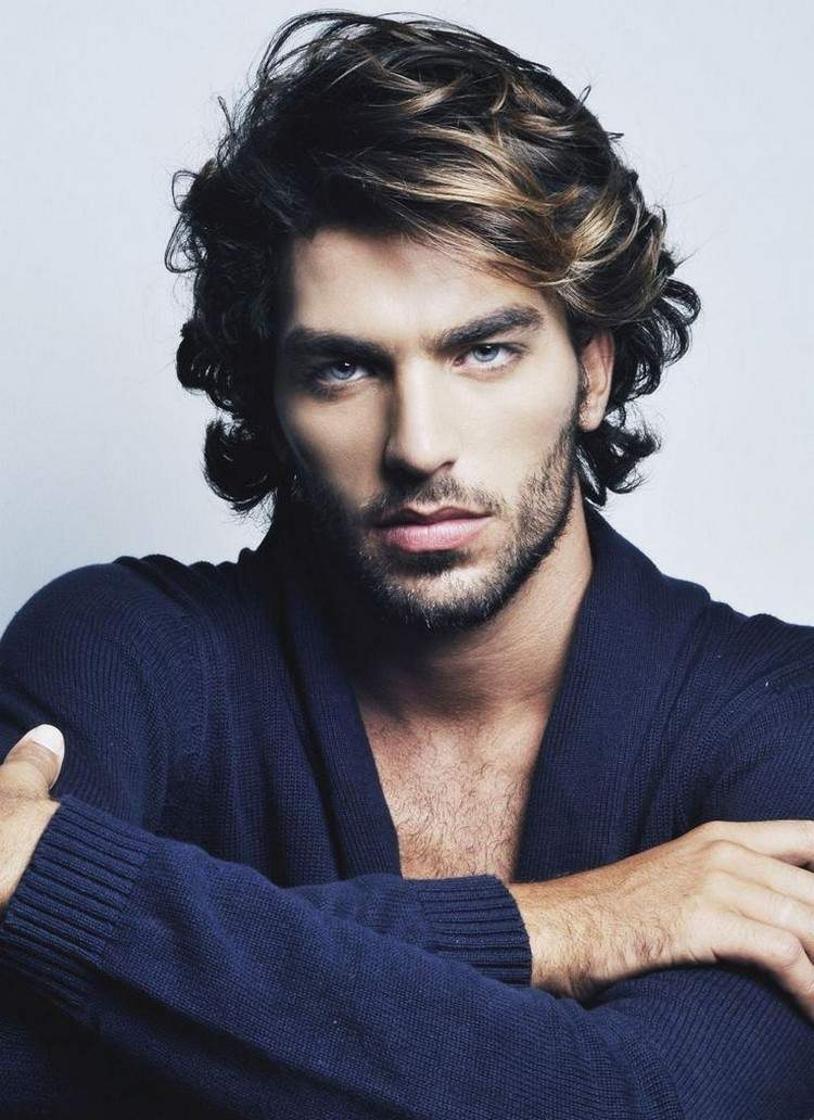40 Styling Ideen Und Tipps Für Mittellange Frisuren Für Männer