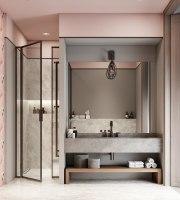 Schwarze Badezimmer Armaturen wirken modern, luxuriös und ...