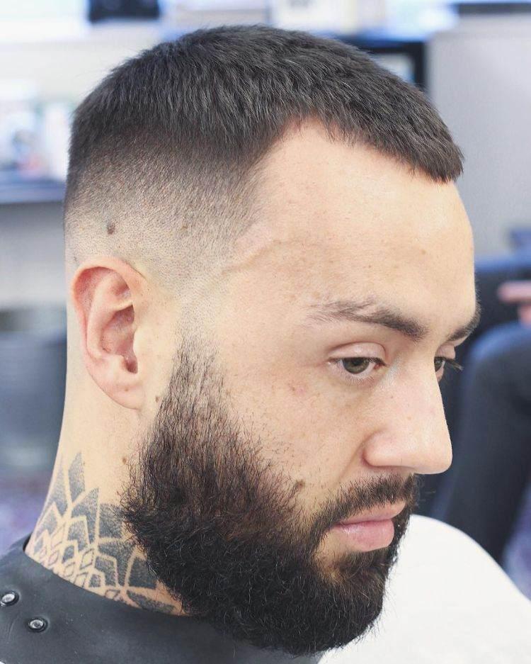 Passende Frisuren Mit Geheimratsecken Für Herren Zum Ausprobieren