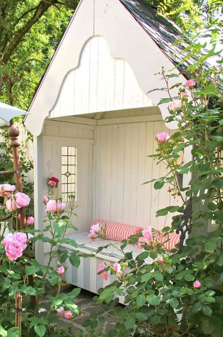Gartenecke gestalten  Ideen und Lsungen fr kleine und
