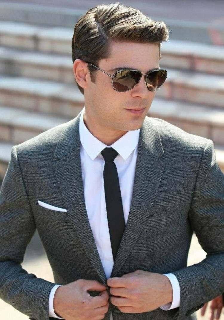 Entdecken Sie Die Neuen Trends Bei Den Business Frisuren Für Herren