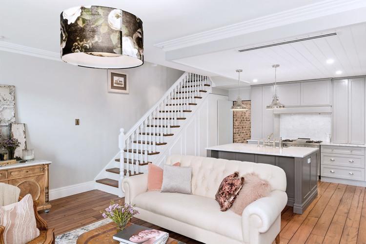 shabby chic einrichtung mobel im angesagten look pragen das interieur eines einfamilienhauses in australien innendesign 2 13