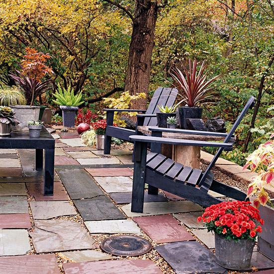 Amnagement extrieur et dcoration de jardin pas chers