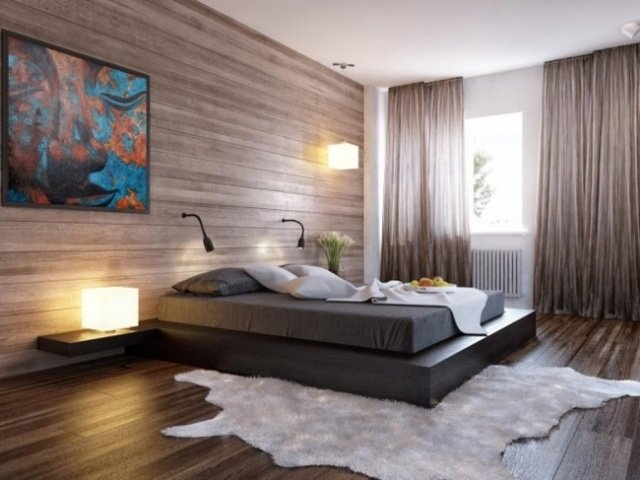 100 ides pour le design de la chambre  coucher moderne