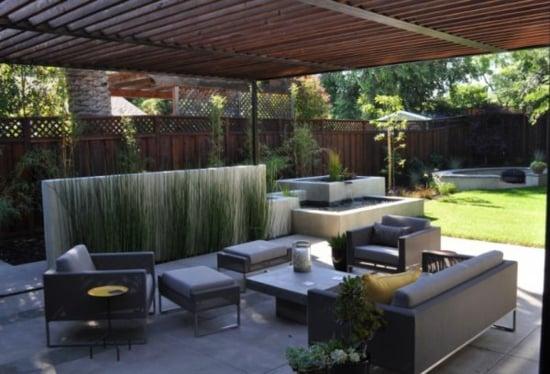 Ides d amnagement moderne pour votre terrasse et patio