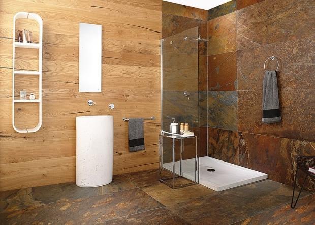 105 ides de design de la salle de bain de style moderne
