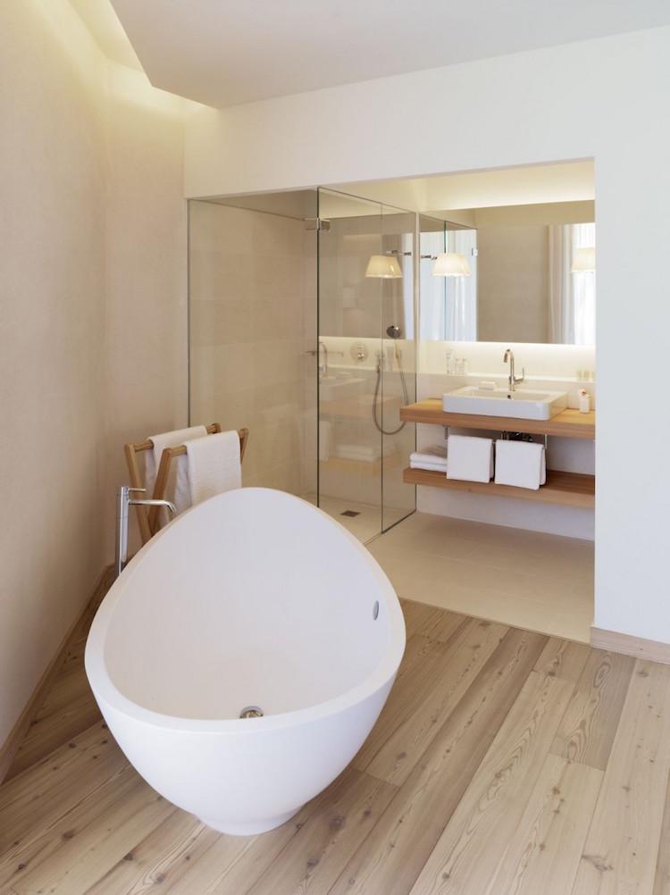 20 ides pour une petite salle de bains avec baignoire
