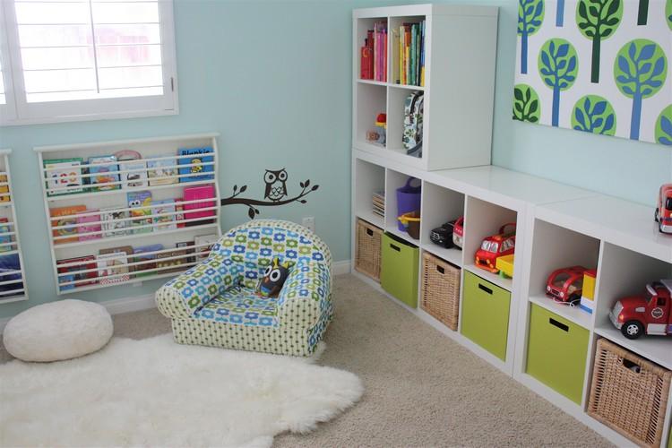 20 ides rangement pour plus espace dans chambre denfant