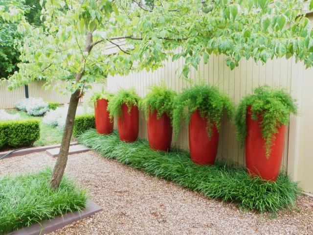 Pots de fleurs bacs et jardinires  60 ides lgantes