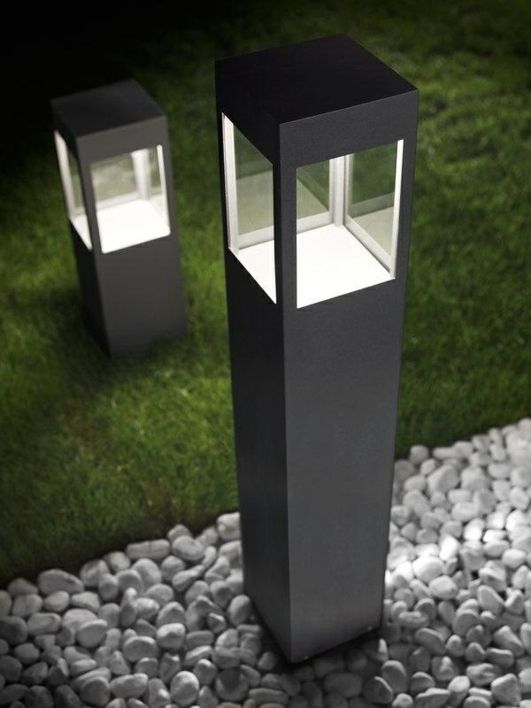 15 ides originales luminaire de jardin moderne par Torremato